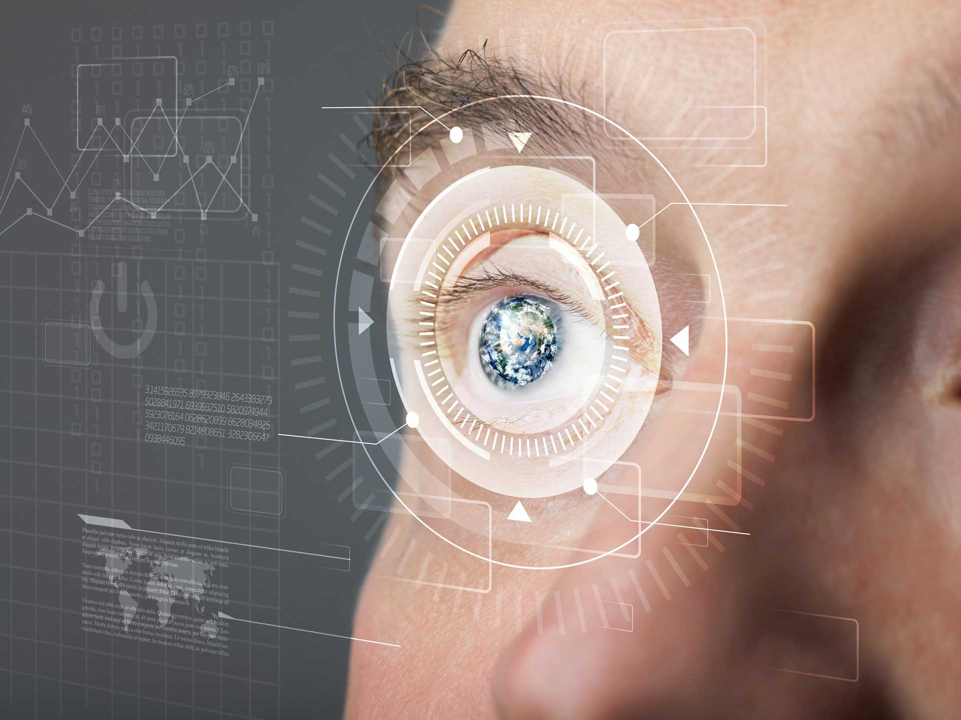 IRIS Scanner | Biometric IRIS Recognition